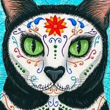 New Tigerpixie Art Studio Blog! Testing 1, 2, 3