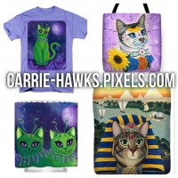 Tigerpixie Update! 20% Off Holiday Sale! New Fine Art America Pixels Gallery! New Art and more!