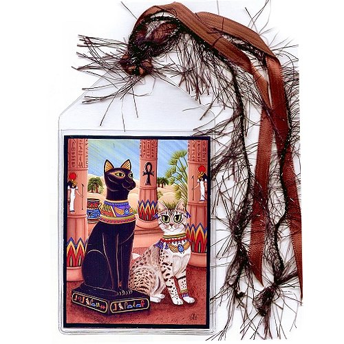 Bookmark - Temple of Bastet