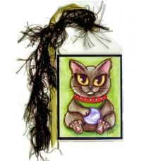 Bookmark - Maneki Neko Health Cat