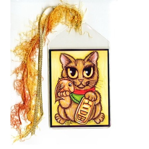 Bookmark - Maneki Neko Wealth Cat