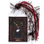 Bookmark - The Black Cat