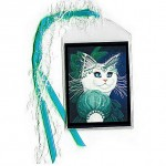 Bookmark - Purrincess Isadora