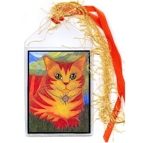Bookmark - Rajah Sun Cat