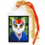 Bookmark - Senorita Cat