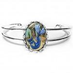 Cuff Bracelet - Atlantean Mercat