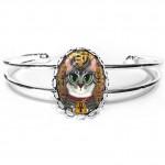 Cuff Bracelet - Bast Goddess