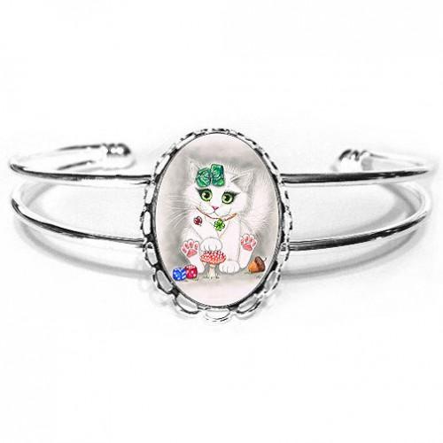 Cuff Bracelet - Lucky