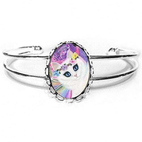Cuff Bracelet - Springtime Magic
