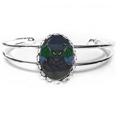 Cuff Bracelet - Bela Vampire Cat