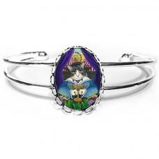 Cuff Bracelet - Madame Zoe Teller of Fortunes