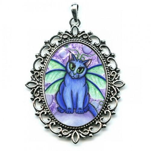 Cameo - Bubble Fairy Cat