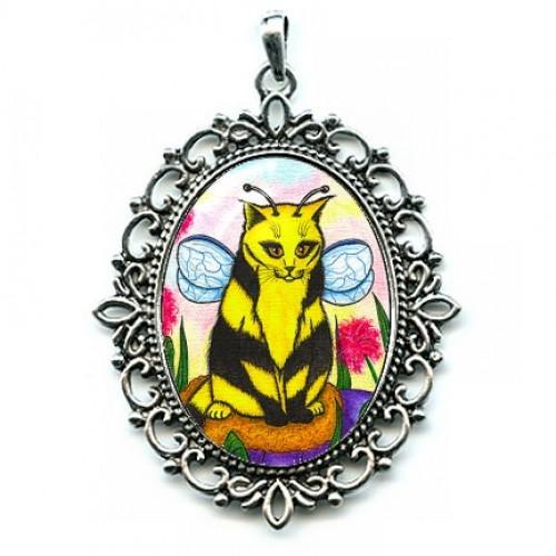 Cameo - Buzz Bumble Bee Cat
