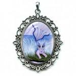 Cameo - Elemental Water Mermaid Cat