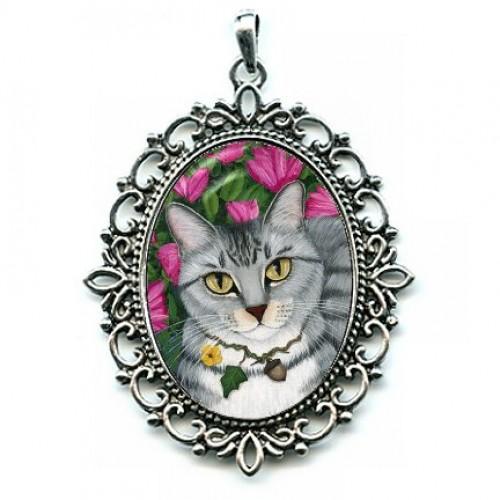 Cameo - Garden Cat