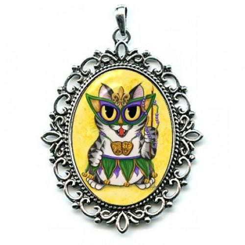 Cameo - Lil Mardi Gras Cat