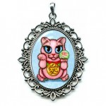 Cameo - Maneki Neko Love Cat