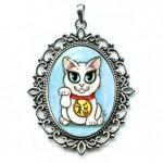 Cameo - Maneki Neko Purity Cat
