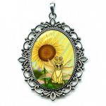 Cameo - Summer Sunshine Fairy Cat