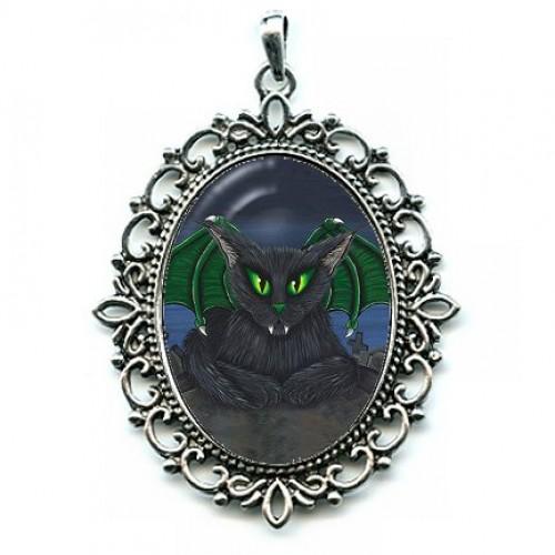Cameo - Bela Vampire Cat