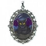 Cameo - Vlad Vampire Cat