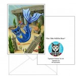 Note Card - Atlantean Mercat