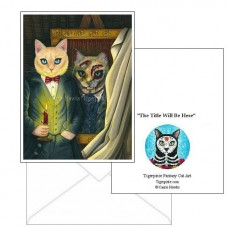 Note Card - Dorian Gray