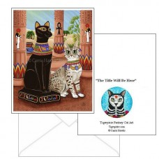Note Card - Temple of Bastet