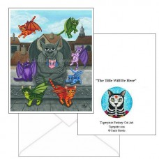 Note Card - The Guardian Gargoyle