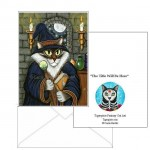 Note Card - Merlin The Magician