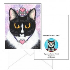 Note Card - Princess Finoa