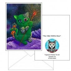 Note Card - Cy and Sal Space Explorers