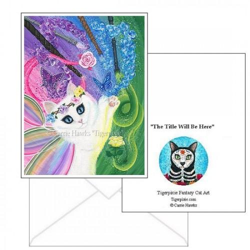 Note Card - Springtime Magic