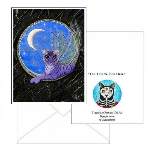 Note Card - Tigerpixie