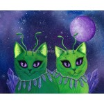 Prints - Alien Cats