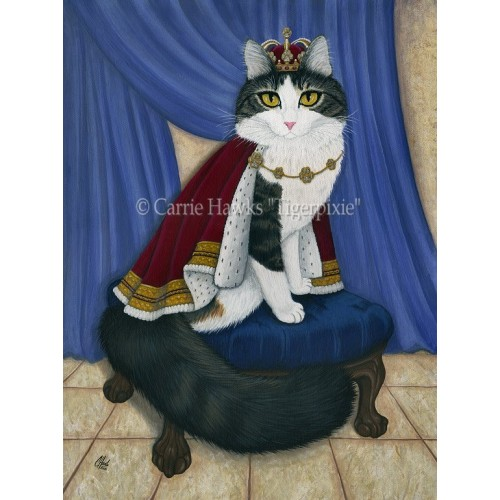 Original - Prince Anakin The Two Legged Cat