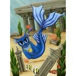 LE Canvas - Atlantean Mercat
