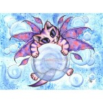 Prints - Bubble Fairy Kitten