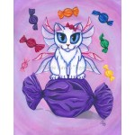 Prints - Candy Fairy Cat, Hard Candy
