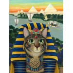 Prints - Egyptian Pharaoh Cat