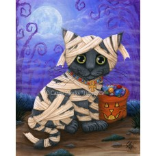 Prints - Lil Mummy Kitten