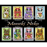 Prints - Maneki Neko Cats