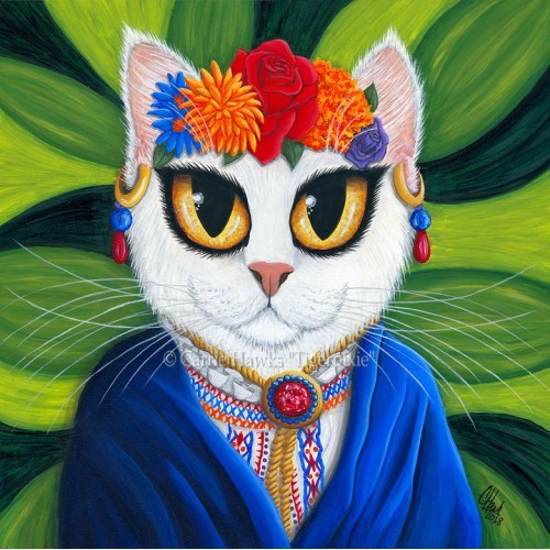 Original - Senorita Cat