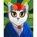 Prints - Senorita Cat