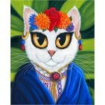 Prints - Senorita Cat