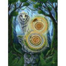 Original - Stone Balanced Lion