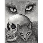 Prints - Witch's Cat Eyes