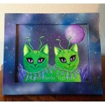 Original - Alien Cats
