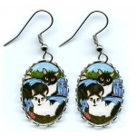 Earrings - Nami & Rookia's Dragons