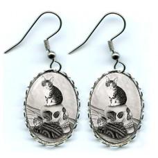 Earrings - Witch's Kittens